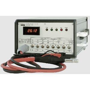 ATLAS 0176 </br> Tester Obciążenia Baterii