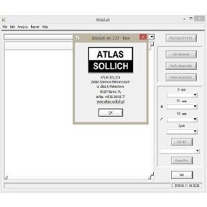 Oprogramowanie <br> AtlasLab