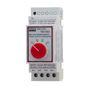 SOLLICH 1502 RES </br> Przełącznik Elektrod Odniesienia