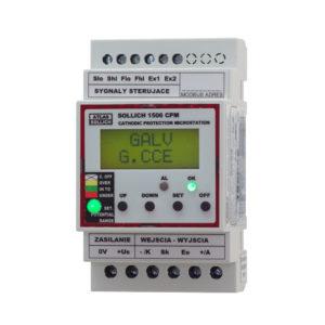 SOLLICH 1506 CPM </br>Cathodic Protection Microstation