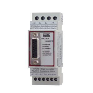 SOLLICH 1604 CPC-DB15 </br> Konektor Ochrony Katodowej