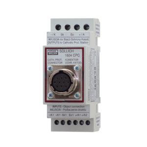 SOLLICH 1604 CPC-PT3 </br> Konektor Ochrony Katodowej